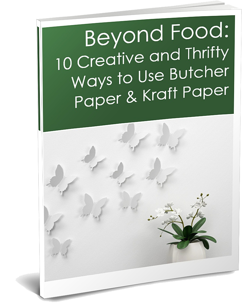 Beyond Food: 10 Creative and Thrifty Ways to Use Butcher Paper & Kraft Paper