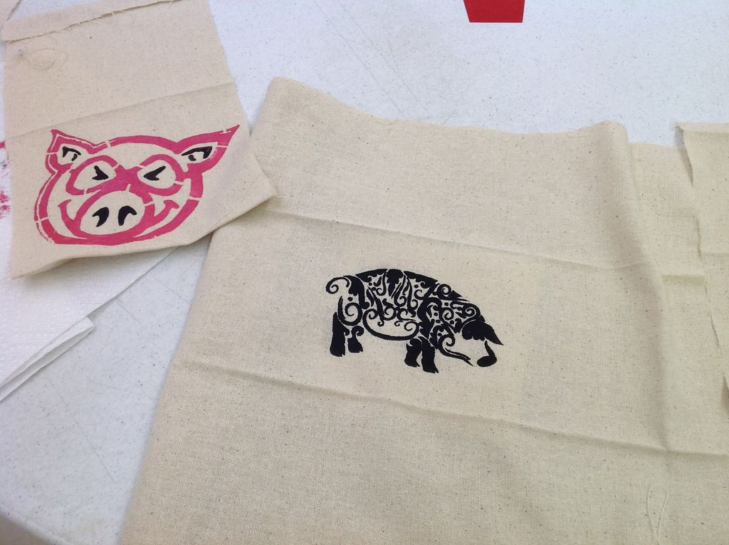 How to Use Freezer Paper Stencils for Easy and Affordable DIY Projects