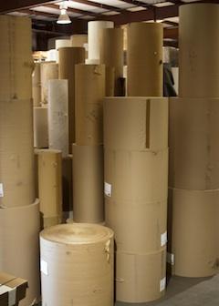 paper mill paper converter
