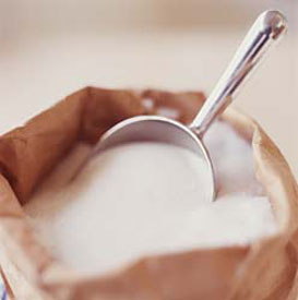 Kraft Paper Sugar Bag