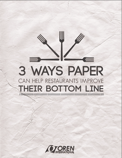 paper for food services
