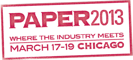 Paper 2013 conference logo