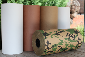 Custom butcher paper