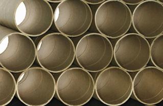 cardboard tube