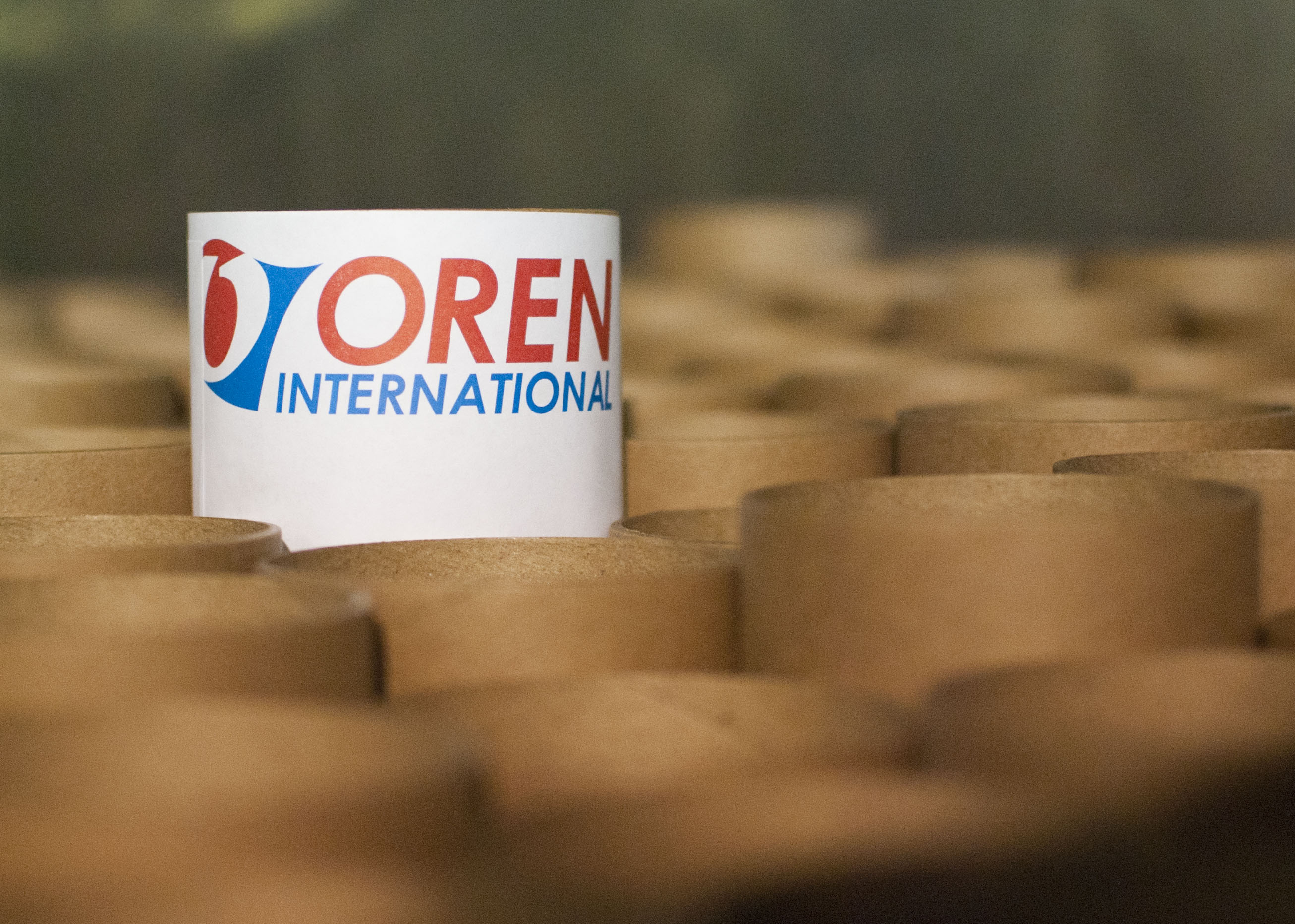 Oren International Paper Tube Packacing
