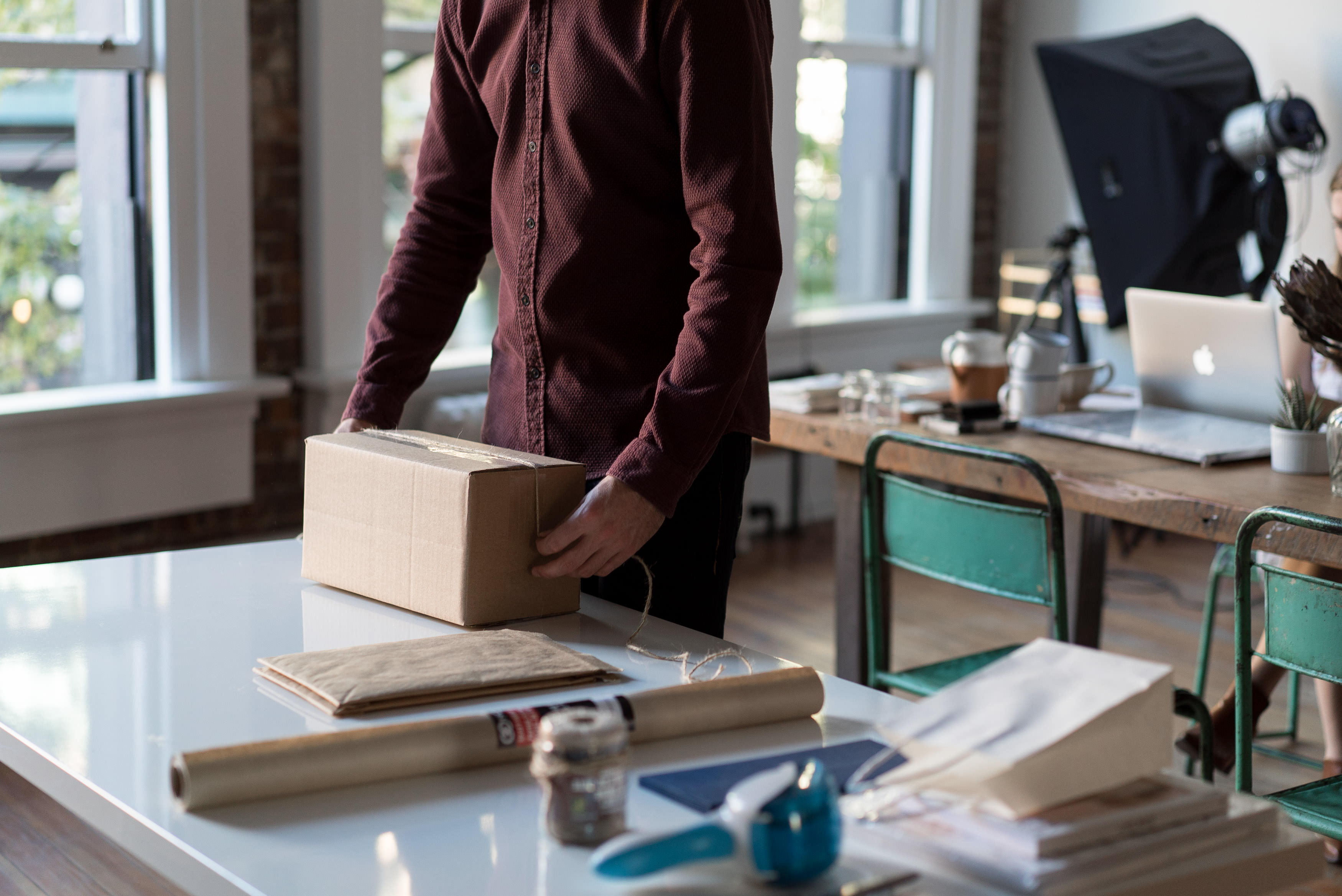 How to Pack and Ship Smarter with Virgin and Recycled Kraft Paper
