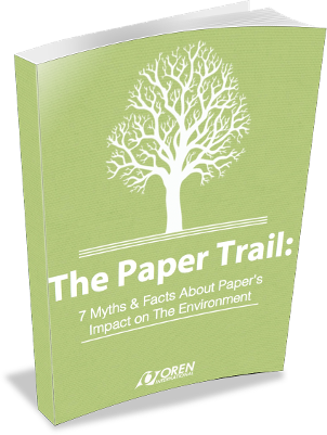 The Paper Trail: 7 Myths & Facts About Paper's Impact on The Environment