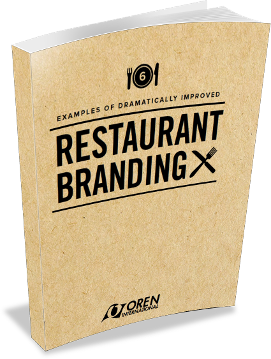 Examples of Dramatically Improved Restaurant Branding